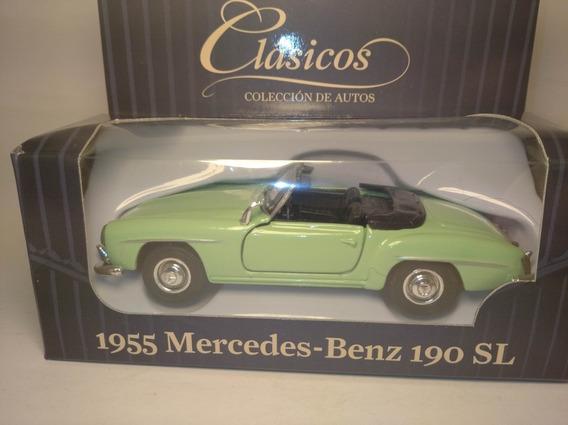 Mercedes Benz 190 Sl 1955 Esc. 1:36 Welly Rosario