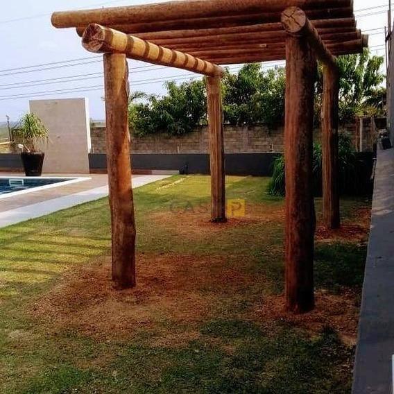 Chácara Com 2 Dormitórios À Venda, 1500 M² Por R$ 799.000 - Do Porto - Limeira/sp - Ch0024