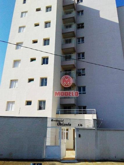 Apartamento Residencial À Venda, Paulista, Piracicaba. - Ap1434