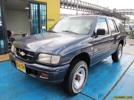 Chevrolet Rodeo 3200cc Mt 4x4