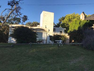 Casa Sobre El Golf Viejo De Pinamar