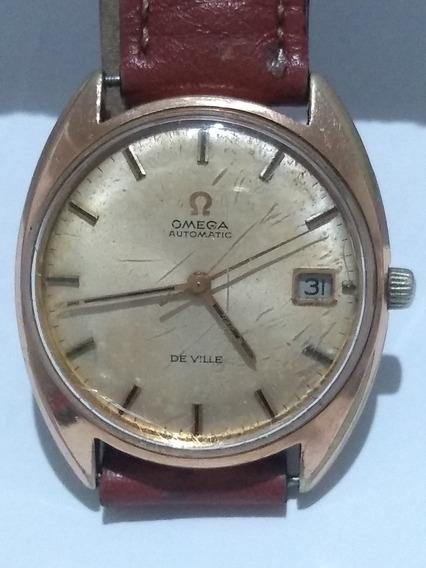 Relógio Omega Automático Antigo Cal. 565