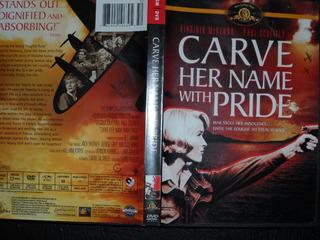 Agente Secreto (carve Her Name With Pride) V. Mackenna