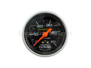 Presión De Combustible Competición 60mm Orlan Rober 50 Psi