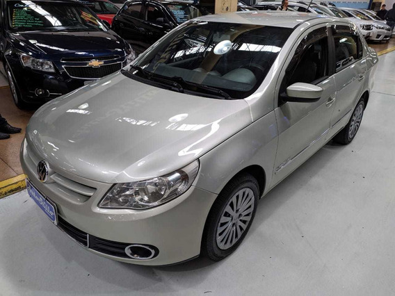Volkswagen Voyage 1.6 Comfortline Bege 2010 Completo Novo!!!