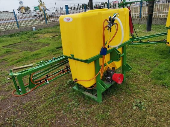 Aspersora Fumigadora Para Tractor Agricola 800 Litros 12.5m