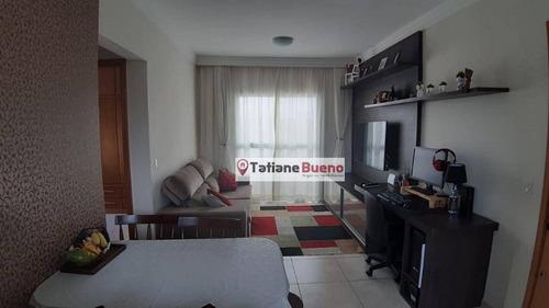 Imagem 1 de 17 de Apartamento Com 2 Dormitórios À Venda, 58 M² Por R$ 255.000 - Residencial Bosque Dos Ipês - São José Dos Campos/sp - Ap2488