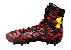 Chuteira De Futebol Americano Rugby Under Armour Highlight