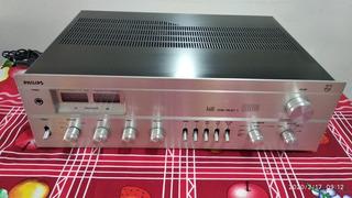 Amplificador Philips, No Sansui 80 Watts Rms X 2