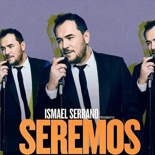Ismael Serrano Seremos Cd Nuevo 2021