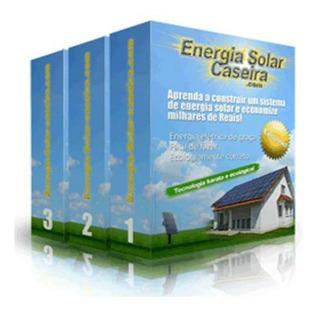 Projeto Placa Solar. Envio Gratis