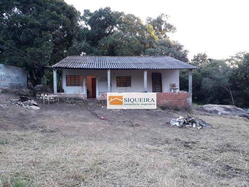 Imagem 1 de 13 de Chácara Com 3 Dormitórios À Venda, 3150 M² Por R$ 320.000 - Parque Do Pirapora - Salto De Pirapora/são Paulo - Ch0045