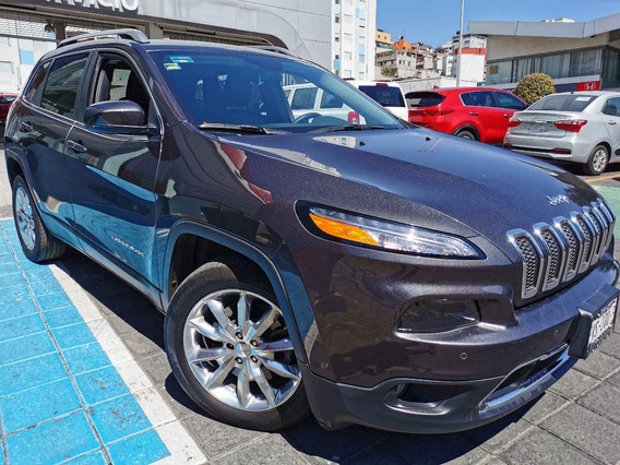 Jeep Cherokee 2017 Limited Plus 4x2 L4/2.4 Aut