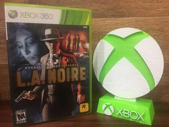 L.a. Noire Xbox 360 Original Mídia Física Envio Imediato