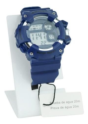 Relógio Infantil Digital Kids A Prova D'agua Ross145