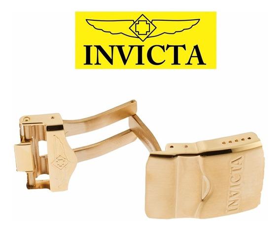 Fecho / Fivela Para Relógio Invicta - Novo
