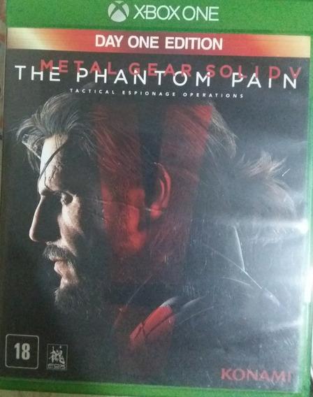 Jogo Metal Gear Solid V - Xbox One