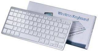 Teclado Bluetooth Slim Celu Tablet Pc iPad Mac Titan Belgran