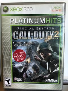 Call Of Duty 2 Special Edition Xbox 360 Seminuevo