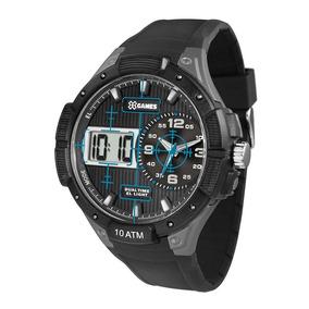 Relógio Masculino X-games Xmppa220 Bxpx Preto