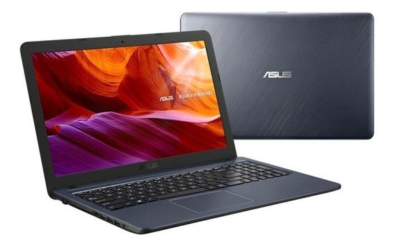 Asus Notebook X543ma-go594t Cinza Escuro Novo Nacional!!