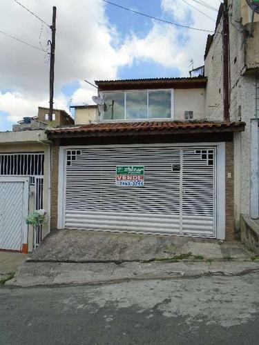 Imagem 1 de 18 de Venda Sobrado 3 Dormitórios Jardim Santa Cecília Guarulhos R$ 420.000,00 - 31885v