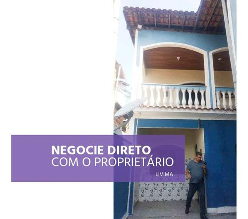 Casa Para Alugar Na Rua Leocádia, Realengo, Rio De Janeiro - Rj - Liv-1687