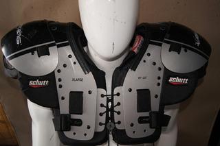 Almofada De Ombro (shoulder Pad) Schutt 9345-1001coisas