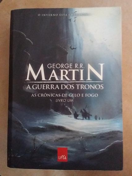 A Guerra Dos Tronos As Crônicas De Gelo E Fogo Volume 1