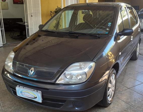 Renault Scenic Scénic Authentique 1.6 16v (flex) Flex Manua
