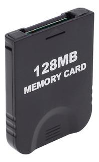 128mb Tarjeta De Memoria Para Nintendo Wii Gamecube-negro