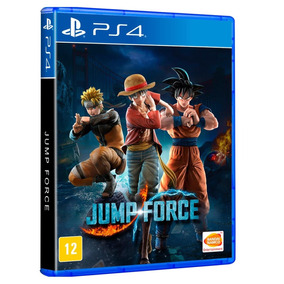 Jump Force - Ps4 - Mídia Física