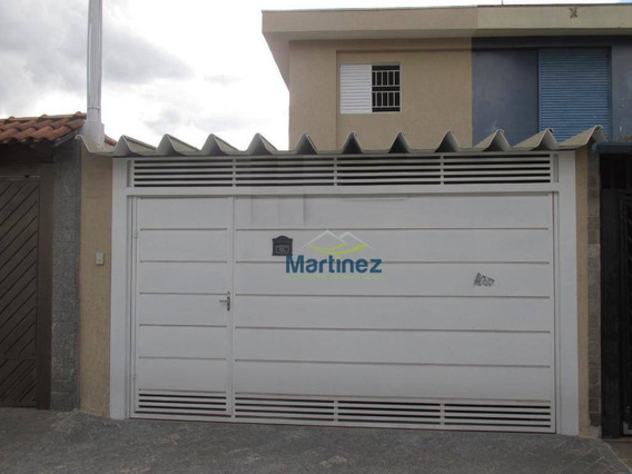 Sobrado Com 2 Dormitórios À Venda, 93 M² Por R$ 550.000 - Vila Formosa - São Paulo/sp - So0583