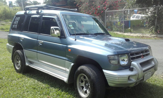 Mitsubishi Montero Ganga Gls1999 Diesel 7pasajero