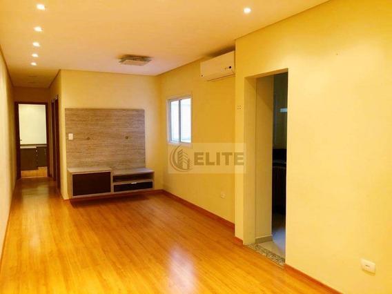 Cobertura Com 2 Dormitórios À Venda, 130 M² Por R$ 399.000 - Parque Das Nações - Santo André/sp - Co1338