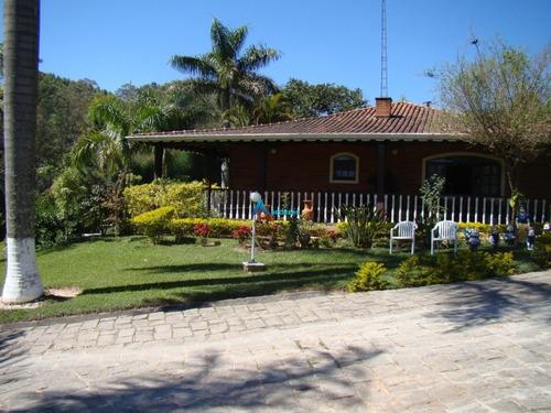 Chácara C/ 5.060 M², Amplo Espaço Gramado, Piscina E Churrasqueira, Estuda Permuta . - Ch00077 - 32930753