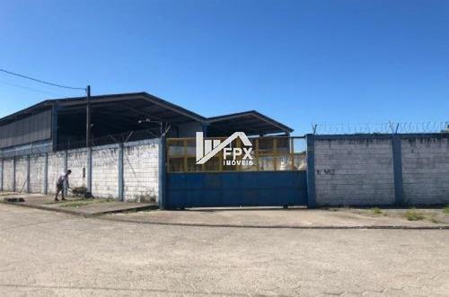 Lote Comercial Com 02 Galpões Em Itanhaém - Co006