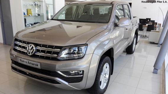 Volkswagen Amarok 2.0 Cd Tdi 180cv 4x4 Highline Pack At Al
