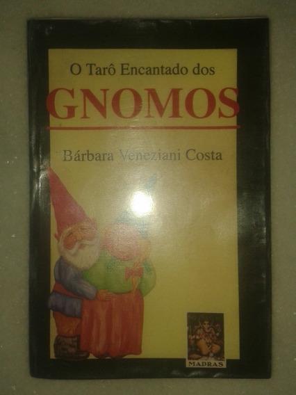 Livro O Tarô Encantado Dos Gnomos - Com As 24 Cartas!