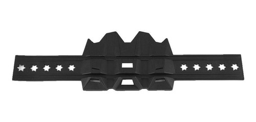 cubierta del protector del escudo t/érmico del tubo de escape de fibra de carbono de la motocicleta para MT-10 EBTOOLS Cubierta del protector del tubo de escape FZ-10 16-18