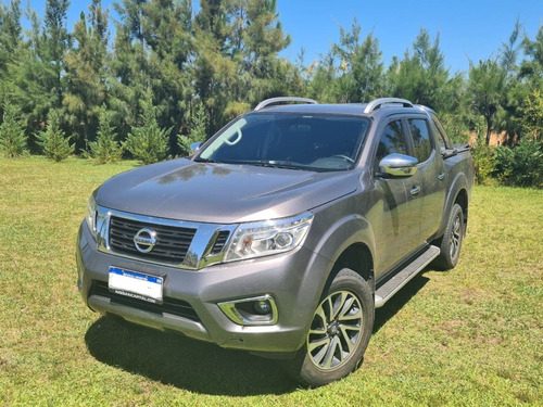 Nissan Frontier Le 4x2 Mt 2018  Solo 51000km Permuto Oldcars