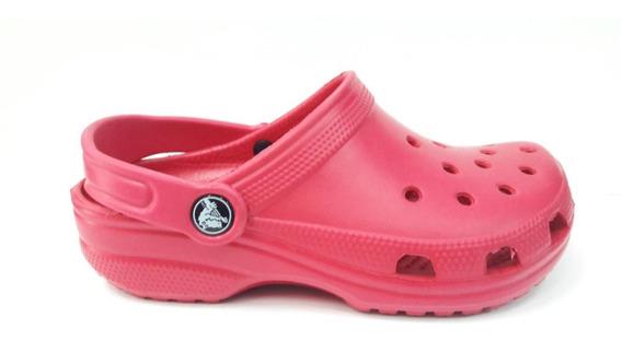 Crocs Classic Adulto Fucsia Raspberry Envios A Todo Pais