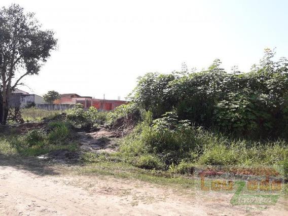 Terreno Para Venda Em Peruíbe, Res. Parque Daville - 2608
