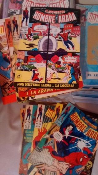 Cómics Antiguos El Sorprendente Hombre Araña Novedades Ed.