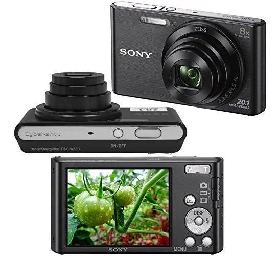 Sony Cyber Shot Dscw830 20.1 Megapixels