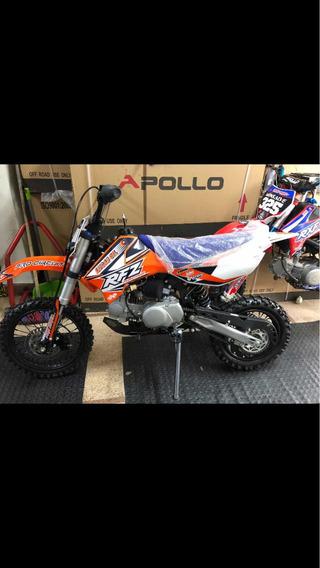 Apollo Pitbike Rfz Junior 110cc