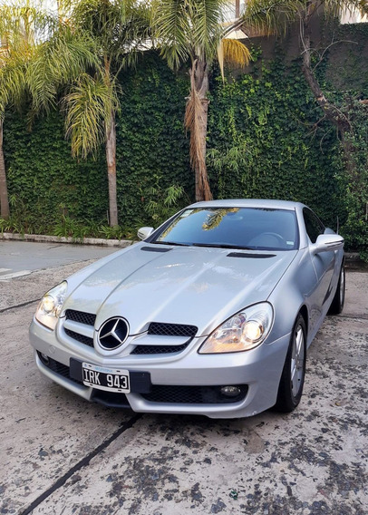 Mercedes Benz Slk200 Kompressor Roadster