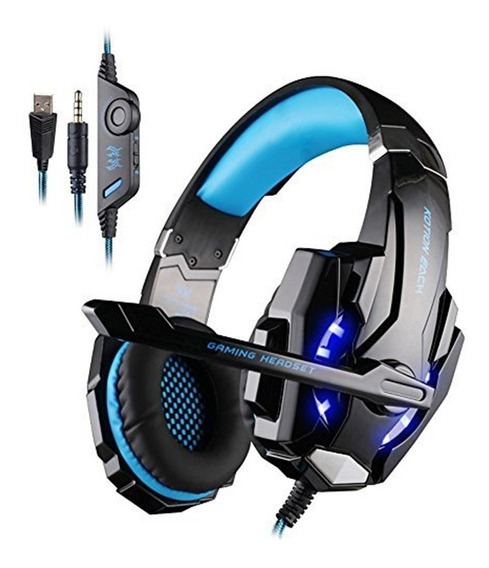 Headset Para Jogos Kotion Each G9000 Game Headphone