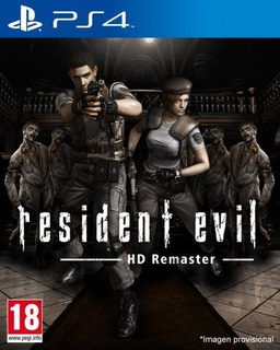 Resident Evil 1 Hd Remaster - Ps4 - Tochi Gaming