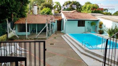 Casa Tipo Sobrado Com 4 Dormitórios E 5 Vagas No Bairro Ipanema - Ca0229